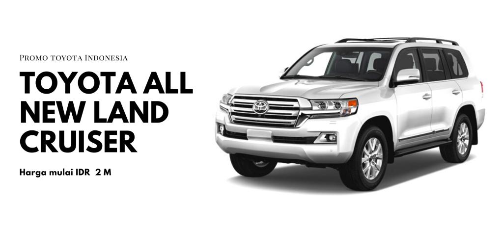 Toyota All New Land Cruiser