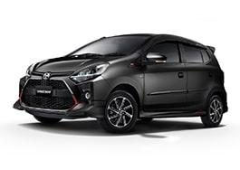 Toyota All New Agya