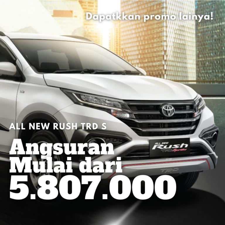 Toyota All New Rush