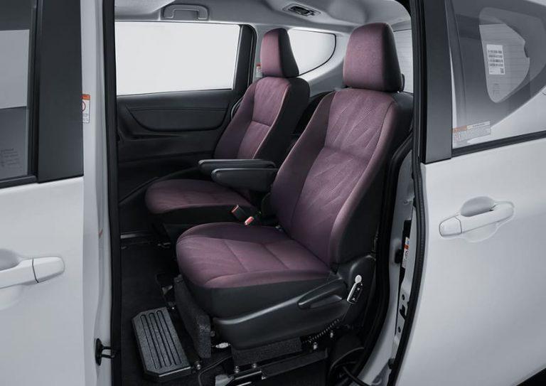 Toyota All New Sienta Welcab